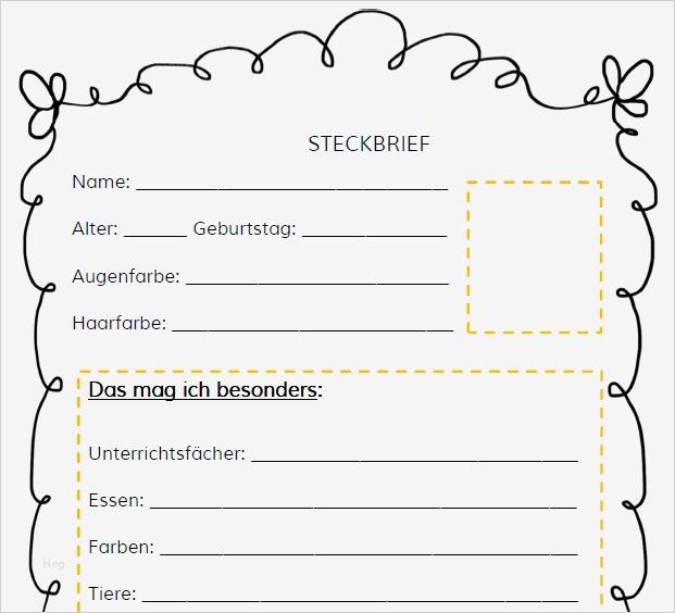 Abschlusszeitung Steckbrief Vorlage Elegant Mrs Sandy 2