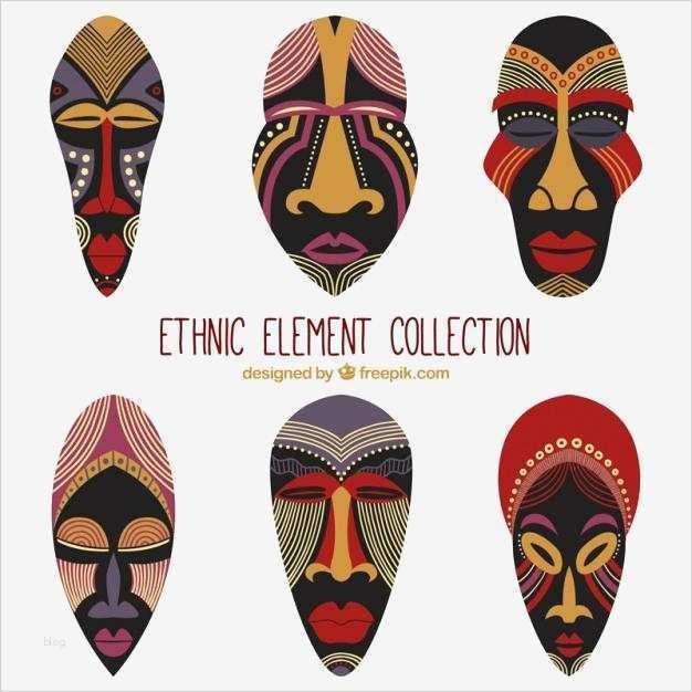 afrikanische masken vorlagen erstaunlich afrikanische