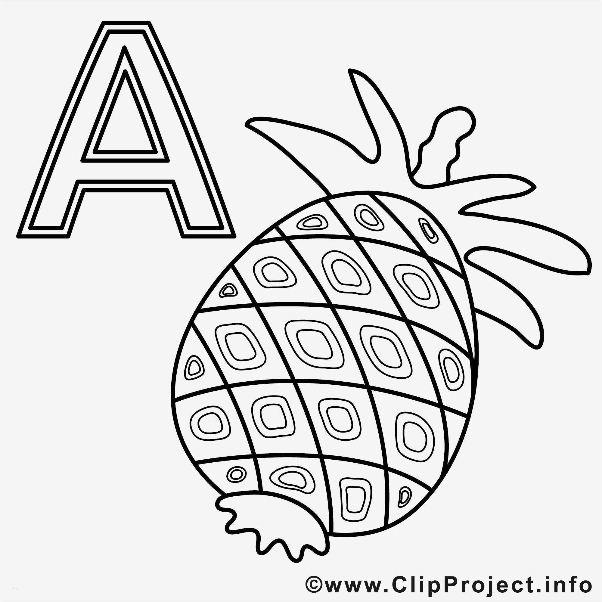 buchstaben vorlagen zum ausdrucken az cool ananas