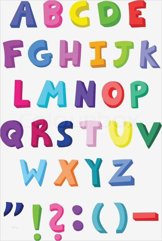 kalligraphie alphabet vorlagen kostenlos wunderbar bunte