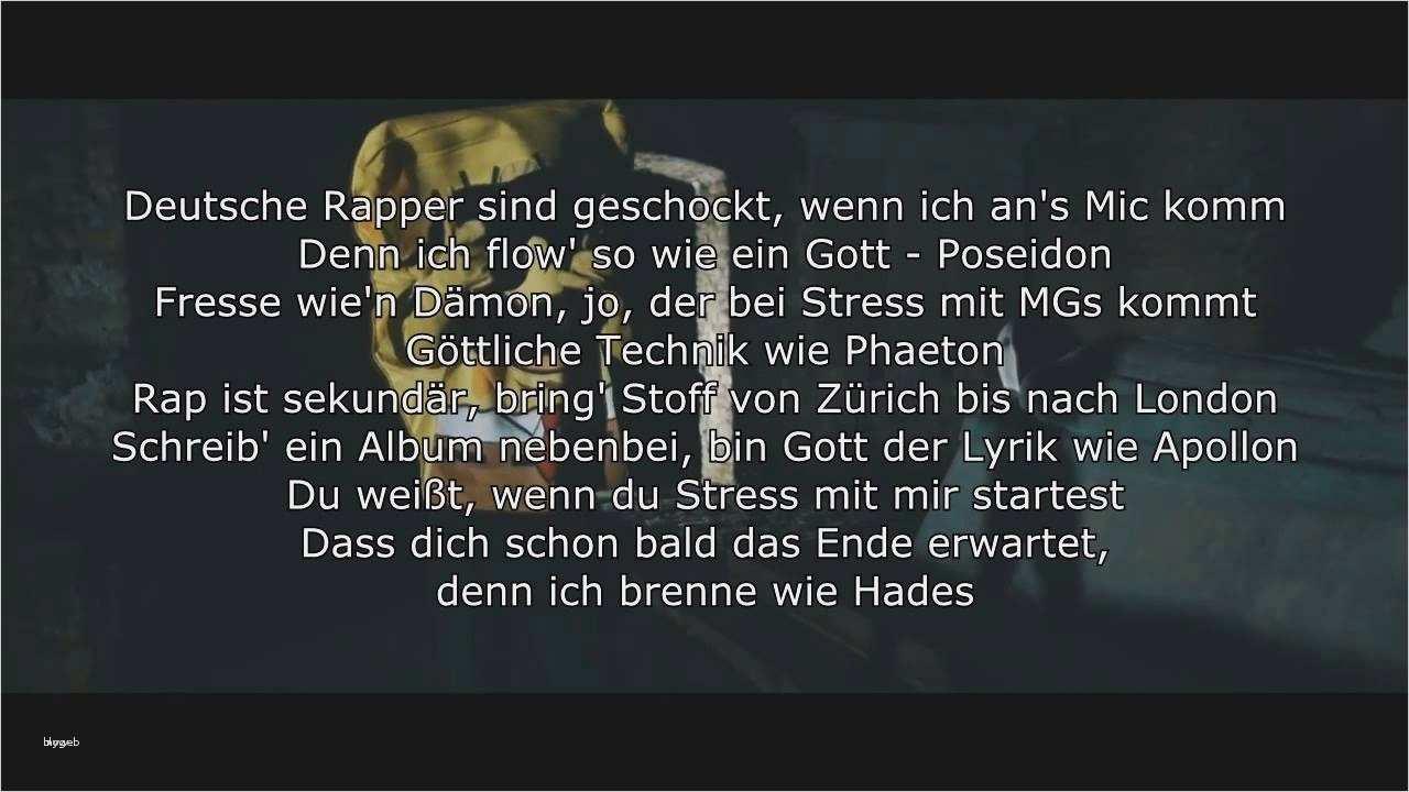Rap Texte Auf Deutsch