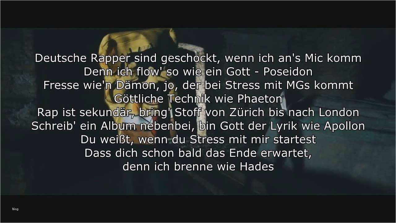 Rap Texte Vorlagen Gut Oft Rap Text Deutsch Gg78   Vorlage