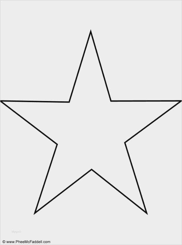 stern vorlage pdf luxus stern vorlage groß wunderbar