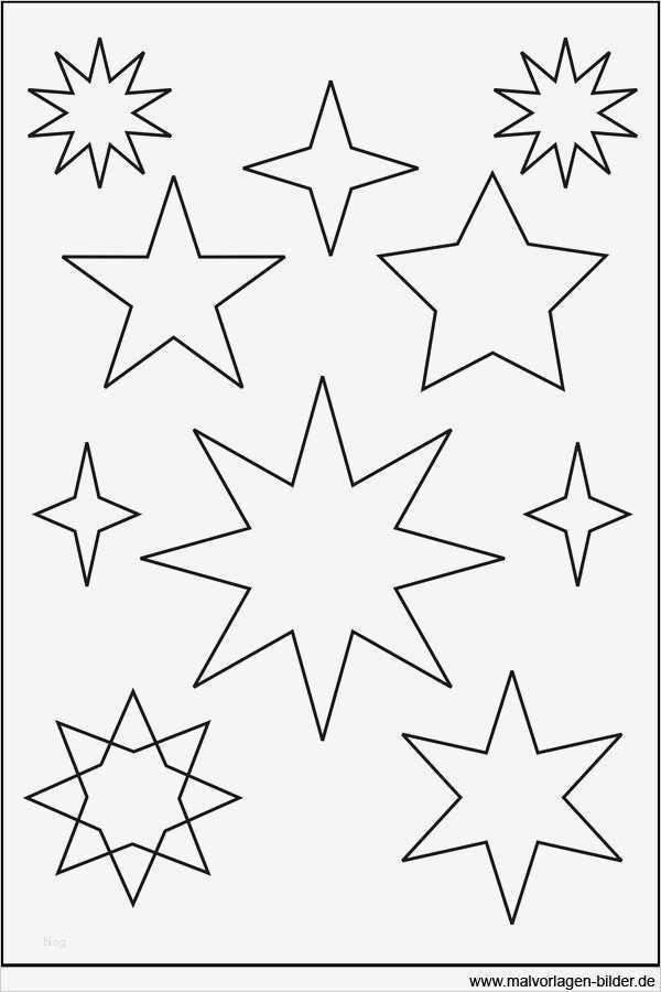 stern vorlage pdf neu 32 besten stern ausmalbilder bilder