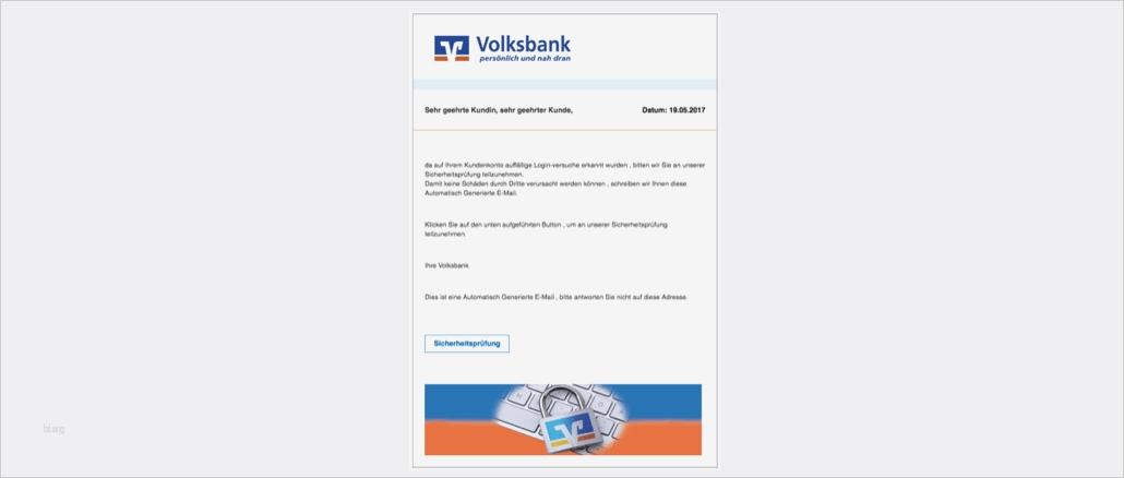 Volksbank Schlangen Online Banking