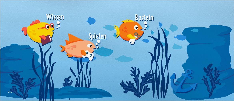 vorlage fisch basteln cool meerestiere falten | vorlage ideen