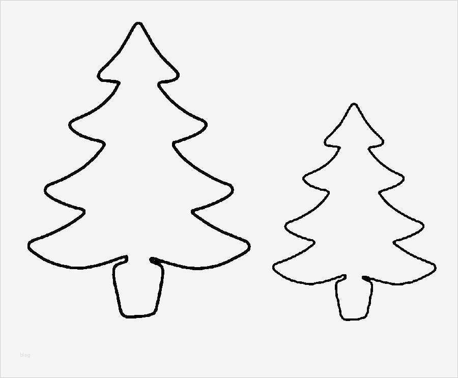 vorlage weihnachtsbaum elegant färbung weihnachtsbaum