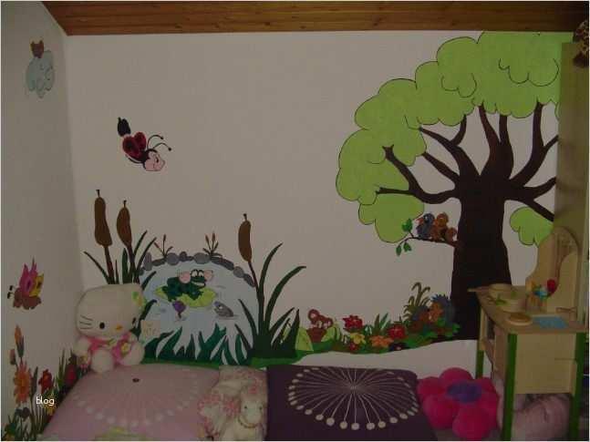 Wandbemalung Kinderzimmer Vorlagen