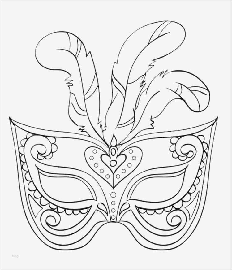 masken vorlagen ausdrucken kostenlos elegant fasching