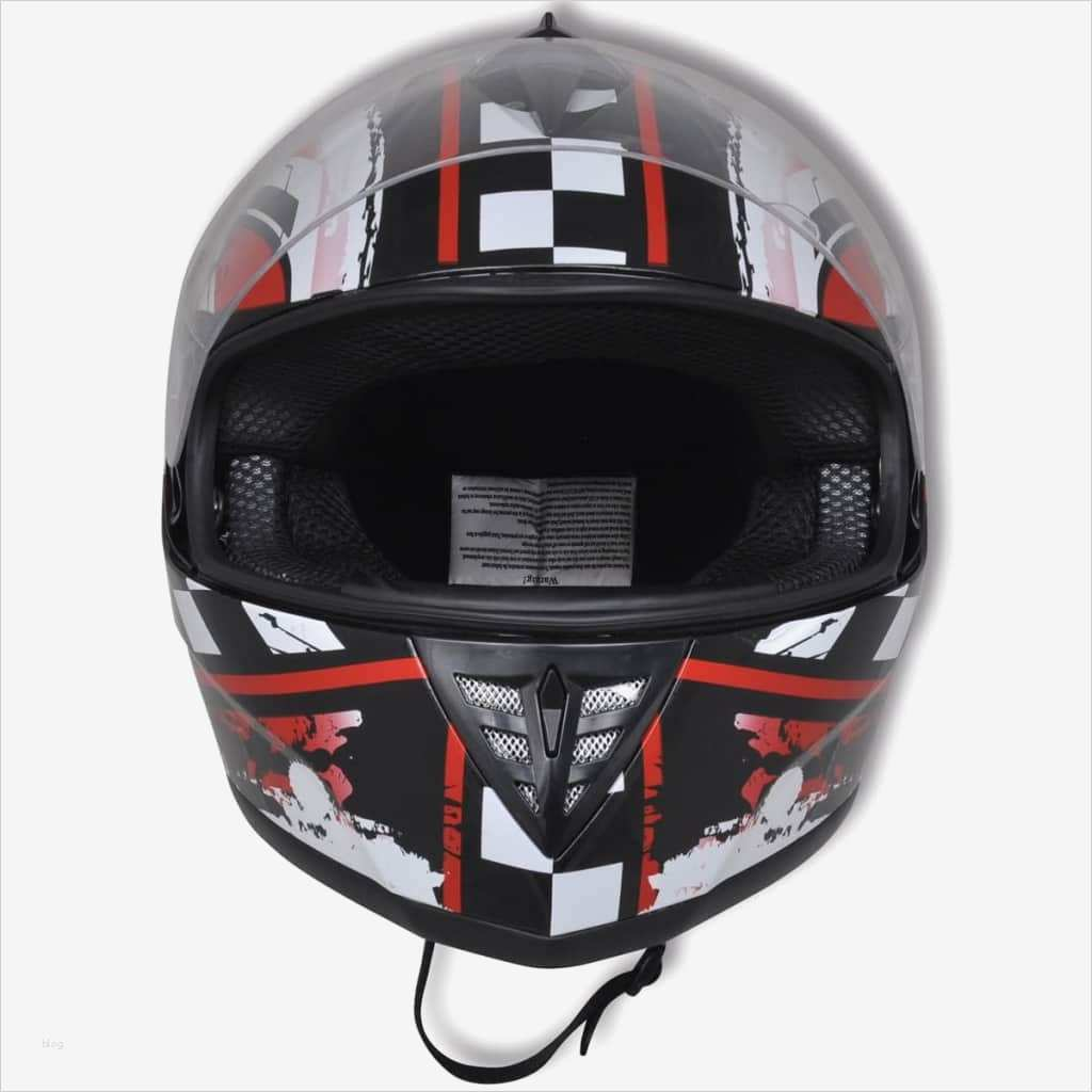 Motorradhelm Design