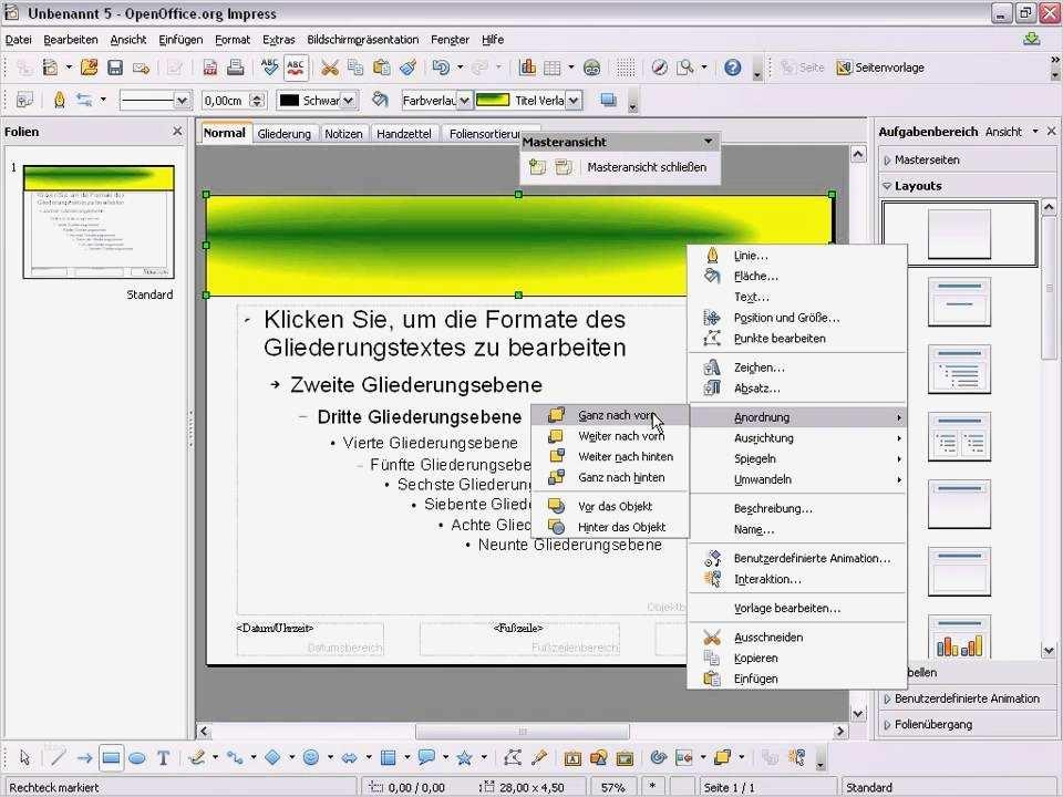 Datenbank Erstellen Openoffice