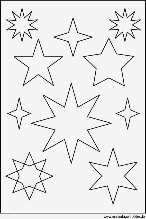 stern vorlagen zum basteln fabelhaft 32 besten stern