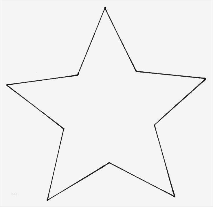 vorlage kleeblatt ausschneiden großartig vorlage stern 5